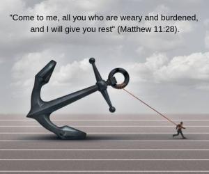 Rest in Jesus